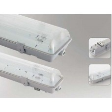 Weather Proof T8 Tube Light Shade